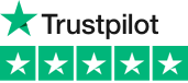Trustpilot 5 stars out of 5